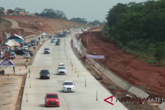 H-3 Tol Batang-Semarang dan pantura lancar