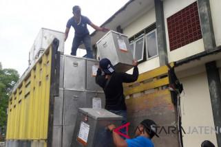 KPU Temanggung mulai distribusikan logistik pilkada