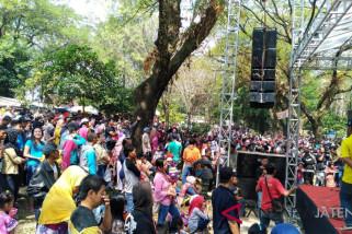 TSTJ raih 20.000 wisatawan selama Lebaran