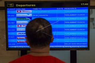 AP: Gempa Lombok tak pengaruhi penerbangan Solo