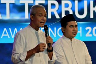 Ganjar kembali jabat Gubernur Jateng