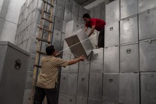 Distribusi kotak suara pilgub Jateng