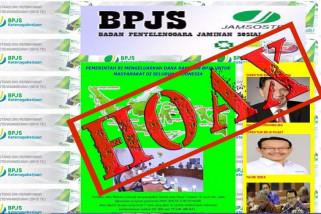 Waspadai penipuan dengan mengatasnamakan BPJS Ketenagakerjaan dan Kesehatan