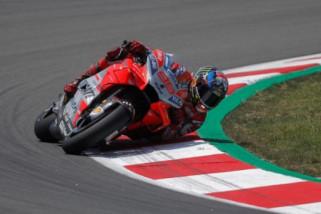 Lorenzo juara MotoGP Katalunya 2018