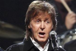 Paul McCartney luncurkan dua lagu baru