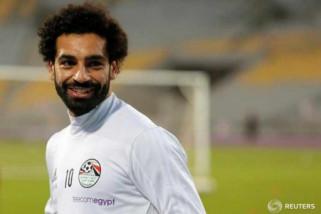 Timnas Mesir tiba di Rusia jelang Piala Dunia 2018