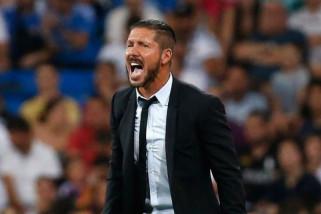 Simeone: Tim Tango tak punya sosok pemimpin dalam dan luar lapangan