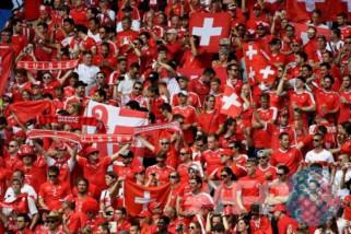 Swiss ingin pengakuan lebih usai tahan imbang Brazil