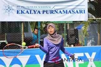 Petenis putri Cilacap lolos final Detec Open