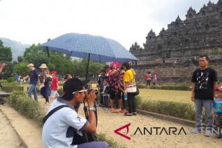 Libur Lebaran, pendapatan pemotret di Taman Wisata Borobudur meningkat