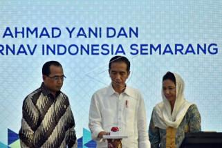 Presiden meresmikan Terminal Baru Bandara Internasional Ahmad Yani Semarang