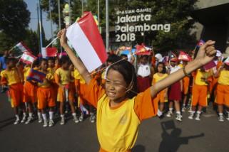 Menyambut Asian Games