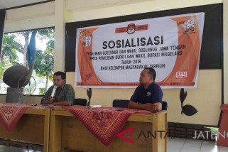 KPU Magelang tingkatkan partisipasi pemilih cerdas