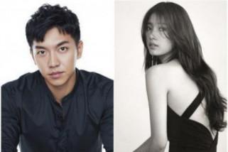 Lee Seung-gi dan Suzy beradu peran di film