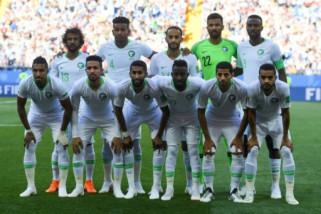 Kalah dari Uruguay, Arab Saudi tersingkir dari Piala Dunia 2018