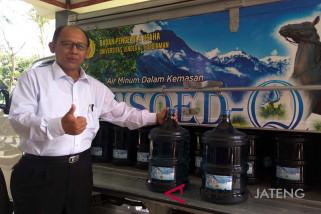 Unsoed produksi air minum dalam kemasan