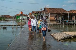 Waspada banjir rob