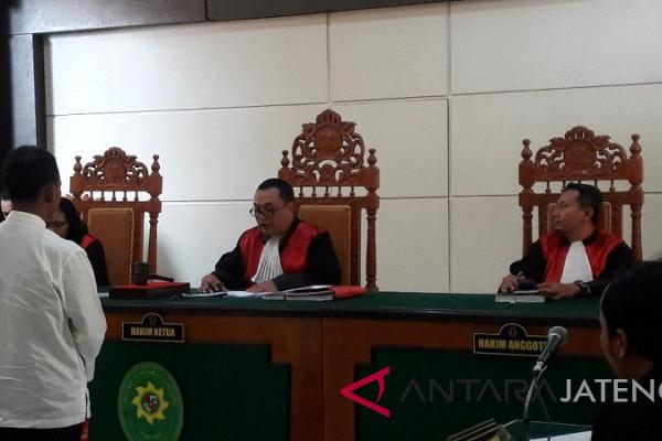 Beri uang kepada pemilih, warga Temanggung divonis 3 tahun penjara