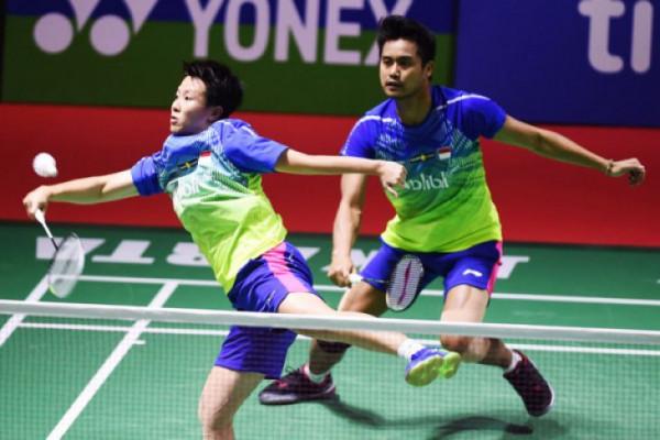 Tontowi/Liliyana melenggang ke final Indonesia Terbuka