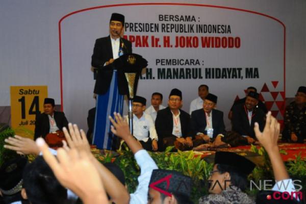 Presiden ingatkan masyarakat tetap jaga kerukunan (VIDEO)