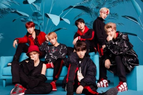 Album Jepang milik BTS duduki posisi keempat