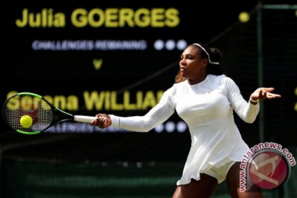 Serena Williams kembali masuk 30 besar peringkat dunia