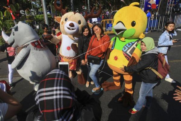 Sosialisasi Asian Games 2018