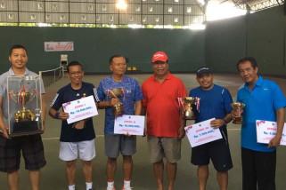Kota Magelang juara 1 Tenis Piala Gubernur