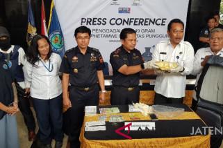 Wanita Thailand selundupkan sabu 1,15 kg di Bandara Semarang