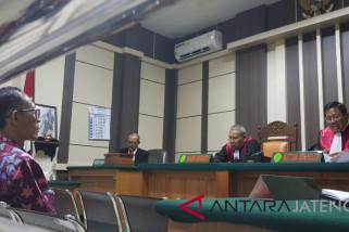 Bekas Kepala BPN Kota Semarang divonis 5 tahun penjara