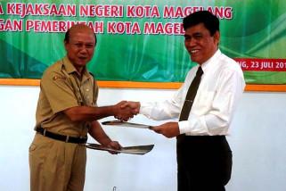 Pemkot-Kejari Magelang cegah birokrasi tersandung kasus hukum