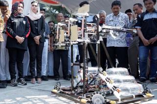 Pemkot Magelang gelar kompetisi robot sepak bola tingkat pelajar