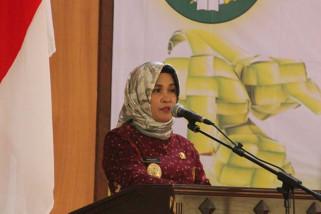 Dharma Wanita Persatuan Kota Magelang selenggarakan halalbihalal
