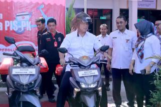 Semarang miliki layanan gratis ambulans sepeda motor