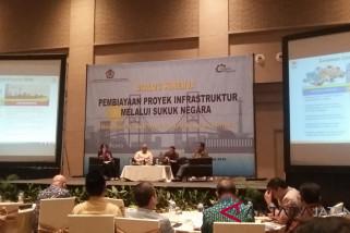 Pemerintah komitmen dorong pembangunan infrastruktur nasional