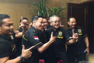 Ormas Lindu Aji gaet tiga tokoh Jawa Tengah
