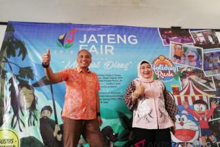Rp200 miliar, target transaksi Jateng Fair 2018