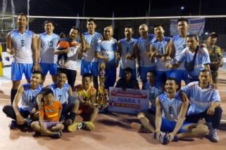 Tim Voli binaan Bank Jateng sabet juara 1 liga tahunan