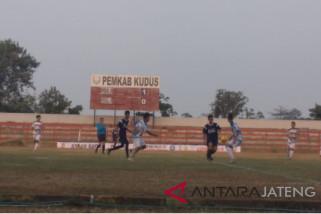 Piala Soeratin, Persikutundukkan Persegal 1-0