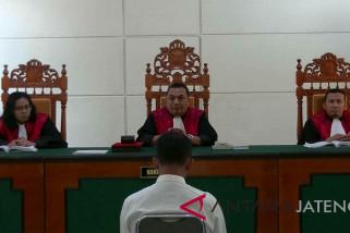 Terdakwa politik uang di Temanggung dituntut 3 tahun penjara
