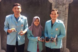 Tiga Mahasiswa UNS Rancang Rem Elektrik