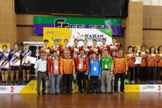 Tim putri penuhi target emas di ASG  2018