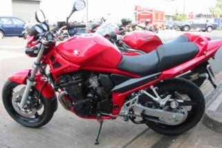Suzuki Bandit 150 bakal adu garang dengan CB150R dan V-Ixion