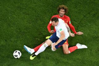 Pertarungan Belgia vs Inggris, bukan sekadar rebutan juara ketiga