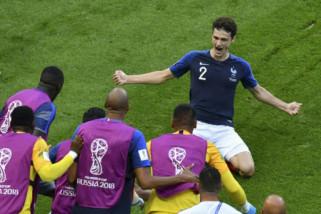 Gol Pavard terpilih jadi gol terbaik Piala Dunia 2018
