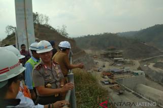 Proyek strategis, pengamanan pembangunan Bendungan Logung dapat prioritas