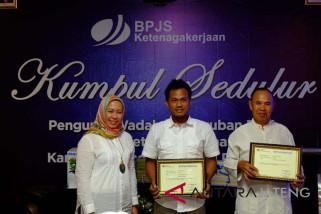 Genjot kepesertaan, BPJS Ketenagakerjaan gelar Kumpul Sedulur