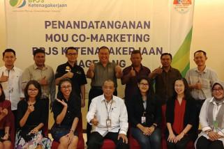 BPJS Ketenagakerjaan Magelang Gandeng 12 Perusahaan