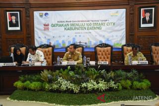 Gandeng Komunitas, Pemkab Batang Kembangkan Smart City