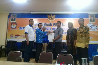 Garuda dan PKPI tidak daftarkan bakal caleg ke KPU Jepara